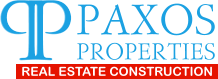 Paxos Properties Logo Designed by G&G