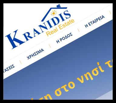 Kranidis Real Estate in Rhodes